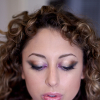 Beauty, purple, brown, black, gold, Makeup, Skyla arts makeup and photography