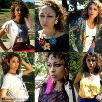 Beauty, purple, brown, black, gold, Makeup, Skyla arts makeup and photography