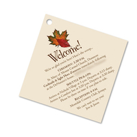 Stationery, yellow, orange, red, green, brown, gold, Invitations, Wedding, Gift, Hotel, Welcome, Bag, Simplyou design
