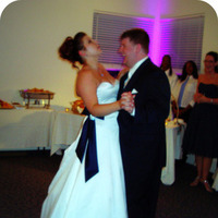Beauty, Reception, Flowers & Decor, Wedding Dresses, Fashion, pink, blue, dress, Bride, Groom, Dance, Hair, First, Church, Music, Eric