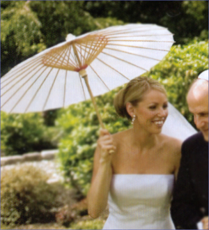 Inspiration, Reception, Flowers & Decor, Bridesmaids, Bridesmaids Dresses, Wedding Dresses, Fashion, white, yellow, orange, pink, red, purple, blue, green, brown, black, silver, gold, dress, Umbrella, Asian, Board, Parasol, Favors by lisa, Paper parasol