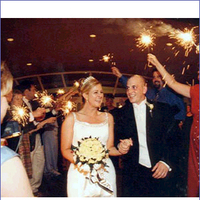 Inspiration, Reception, Flowers & Decor, white, yellow, orange, pink, red, purple, blue, green, brown, black, silver, gold, Board, Sparklers, Favors by lisa, Wedding sparklers