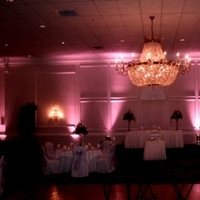 Reception, Flowers & Decor, pink, purple, Lighting, Wedding, Dj, Event, Ambiance, Up-lighting, Philly star djs