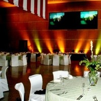 Reception, Flowers & Decor, orange, green, Lighting, Wedding, Dj, Event, Ambiance, Up-lighting, Philly star djs