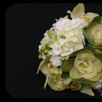 Flowers & Decor, white, green, planner, Bride Bouquets, Flowers, Bouquet, Wedding, And, Edmonton, A modern proposal event planning