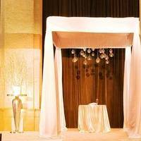 Ceremony, Flowers & Decor, Chuppah