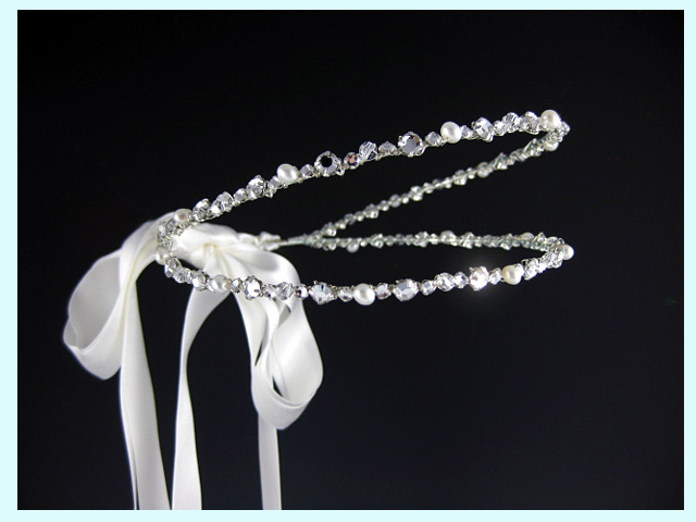 Beauty, Jewelry, Wedding Dresses, Fashion, white, dress, Tiaras, Headbands, Wedding, Hair, Bridal, Tiara, Headpiece, Headband