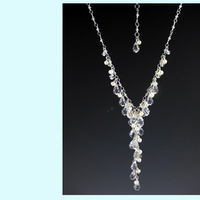 Jewelry, Necklaces, Wedding, Bridal, Crystal, Necklace