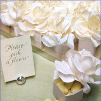 Inspiration, Reception, Flowers & Decor, Favors & Gifts, white, black, favor, Party, Rose, Board, Packaging, Favors by lisa
