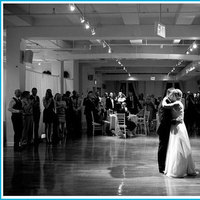 Reception, Flowers & Decor, Wedding Dresses, Fashion, white, black, dress, First dance, Manhattan, New york city, Midtown loft terrace