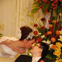 Beauty, Reception, Flowers & Decor, Jewelry, orange, Hair
