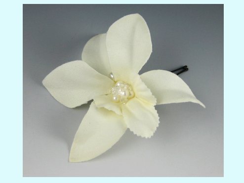 Beauty, Flowers & Decor, Jewelry, white, silver, Flower, Hair, Bridal, Accessory, Everything angelic