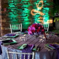 Reception, Flowers & Decor, pink, purple, Centerpieces, Lighting, Flowers, Violet, Red rock country club
