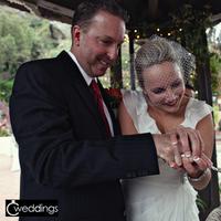 Beauty, Reception, Flowers & Decor, Cakes, red, cake, Flowers, Hair, C weddings