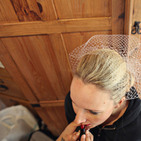 Beauty, Veils, Fashion, gold, Makeup, Veil, Hair, Birdcage, C weddings