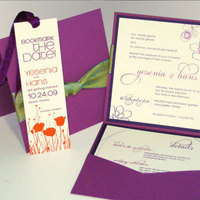 Garden Wedding Invitations, Vineyard Wedding Invitations, Save-the-Dates