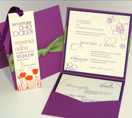 Flowers & Decor, Stationery, purple, Garden, Invitations, Wedding, Raspberry, Botanical, Plum, Hans, Eva petersen design - invitations that capture your personality, Friedhoff, Garcia, Yesenia
