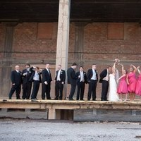 Bridesmaids, Bridesmaids Dresses, Fashion, pink, Anticipation events