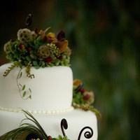 Flowers & Decor, blue, green, brown, Bride Bouquets, Flowers, Bouquet, Megan haney designs