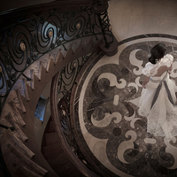Beauty, Inspiration, Wedding Dresses, Fashion, brown, dress, Hair, Board, Staircase
