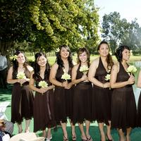 Bridesmaids, Bridesmaids Dresses, Wedding Dresses, Fashion, brown, dress, Chocolate, Maggy, Londond