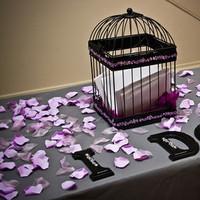 Wedding, purple, Tracee terry