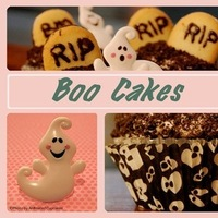 Cakes, cake, Cupcakes, Halloween, Animated cupcakes