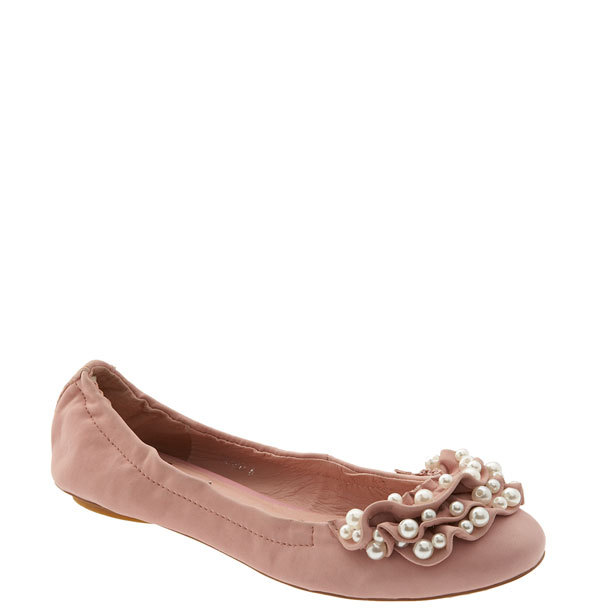 Shoes, Fashion, pink, Pearl
