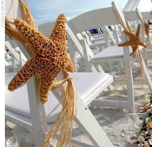 Flowers & Decor, Aisle Decor, Beach Wedding Flowers & Decor