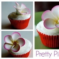 Cakes, cake, Cupcakes, Floral, Animated cupcakes