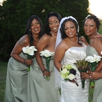 Beauty, Bridesmaids, Bridesmaids Dresses, Fashion, green, brown, Makeup, Gowns