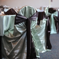Reception, Flowers & Decor, green, brown, Tables & Seating, Chairs
