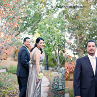 Photography, Destinations, Mexico, Bride, Groom, Fountain, Bridal, Water, La, santa, New, 8, Session, Fe, Triple, Posada, Triple 8 photography