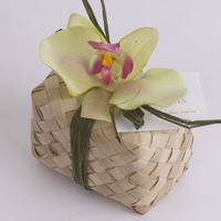Favors & Gifts, favor, Box, Lauhala