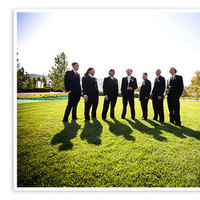 Fashion, white, blue, green, black, Men's Formal Wear, Groomsmen, Guys, Tuxedo, Tux, Country, Wine, Gardens, Sun, Sonoma, Shadow, Cornerstone, Zelo photography