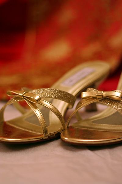 Shoes, Fashion, gold, Sandal