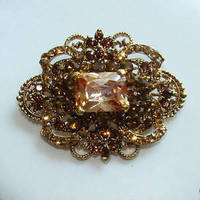Jewelry, gold, Brooches, Brooch, Antique