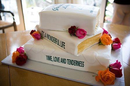 Inspiration, Cakes, cake, Board, Idea, Books, Stacked