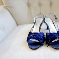 Beauty, Shoes, Fashion, blue, Feathers, Feather Wedding Dresses