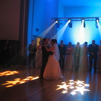 Reception, Flowers & Decor, Lighting, Dance, Party, Dancing, Bridal, First, Marc fisher entertaiment