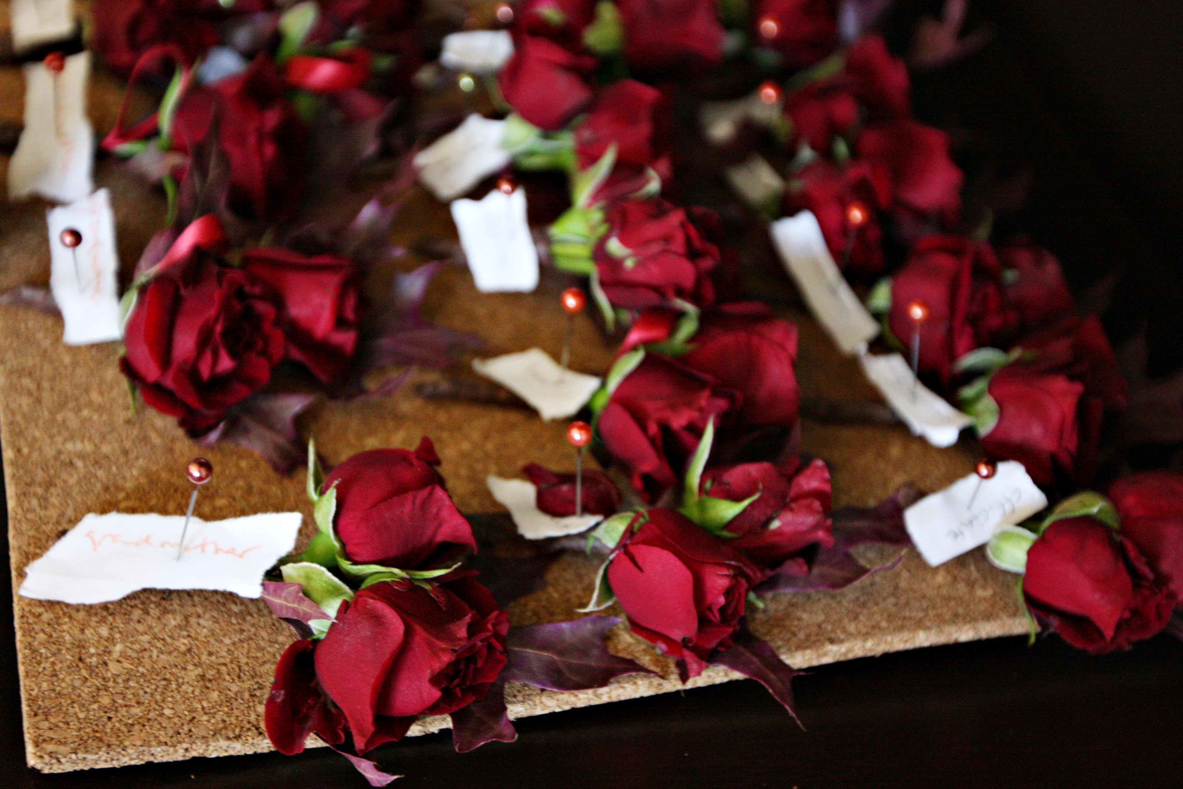 Flowers & Decor, red, Boutonnieres, Flowers, The savvy event