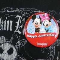 Anniversary, Disneyland