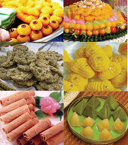 Ceremony, Reception, Flowers & Decor, gold, Traditional, Desserts, Thai