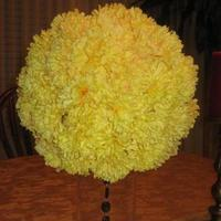 Reception, Flowers & Decor, white, yellow, black, Centerpieces, Flowers, Centerpiece, Zebra