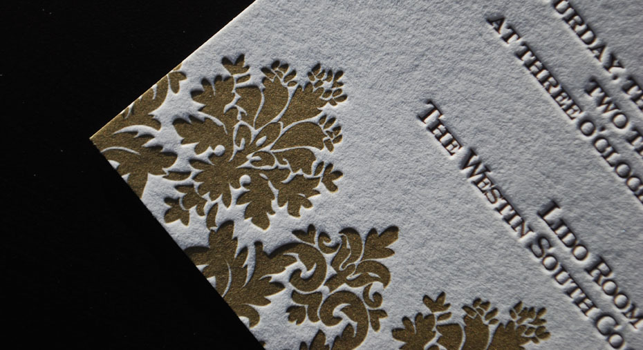 Stationery, gold, invitation, Classic, Classic Wedding Invitations, Invitations, Elegant, Letterpress, Damask, Glamour