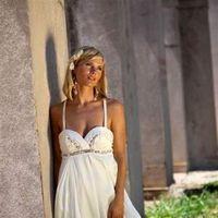 Wedding Dresses, Fashion, white, dress, Gown, Of, Mother, Details, With, Pearl, Silk, Tamara catz, Tamara, Catz, Silk Wedding Dresses