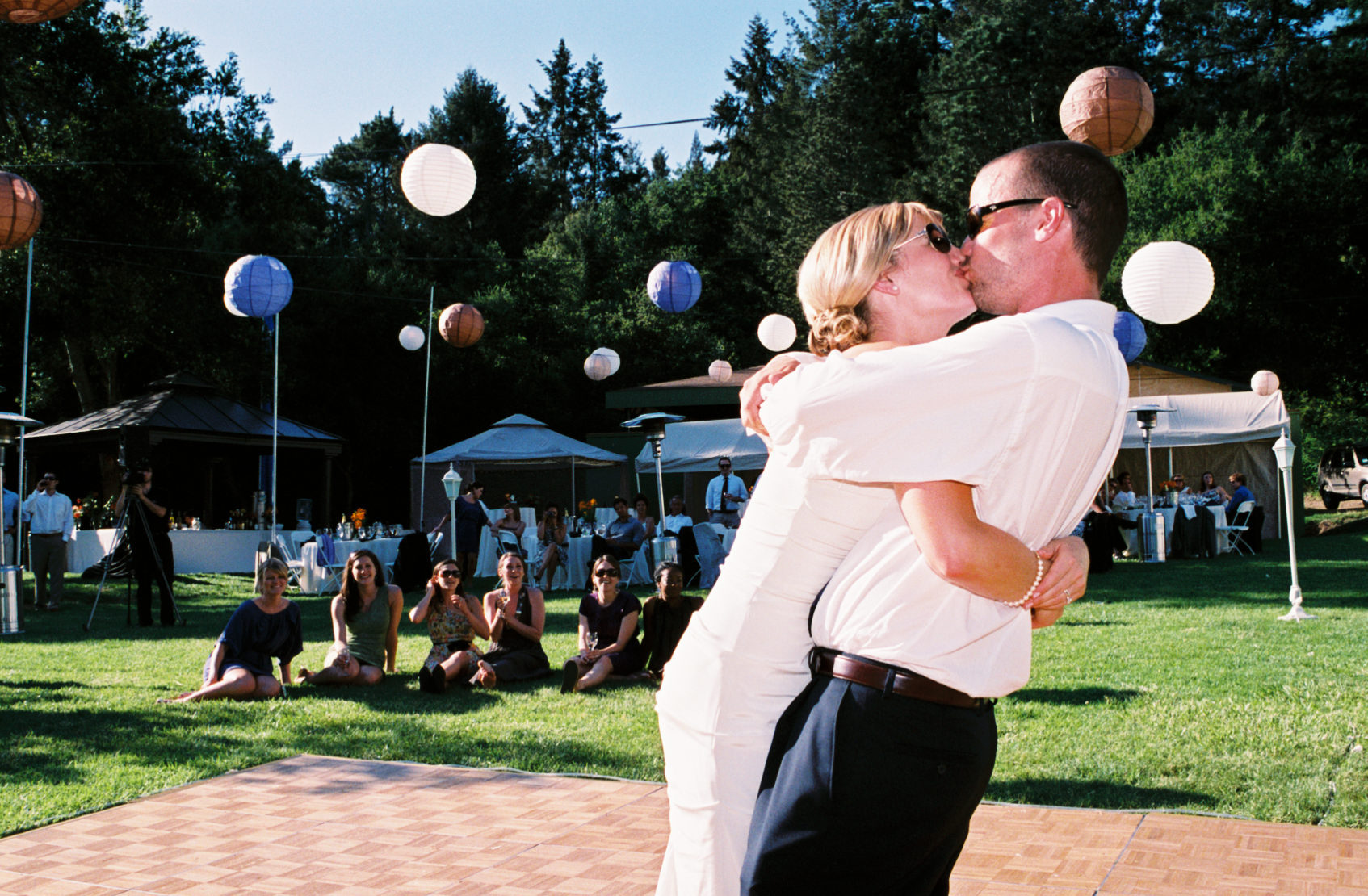 Reception, Flowers & Decor, Meadow, Weddings in the redwoods at pema osel ling