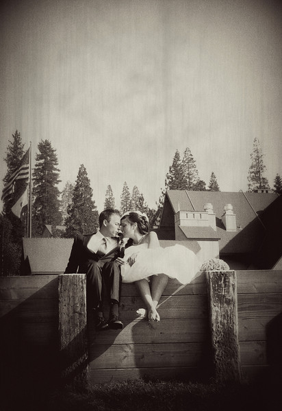Beauty, Inspiration, Vintage, Rustic, Bride, Groom, Kiss, Hair, And, Board, Lake, Romance, Big, Mountain, Bear, Arrowhead, Julie wilson