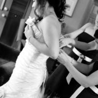 Bridesmaids, Bridesmaids Dresses, Wedding Dresses, Fashion, pink, black, dress