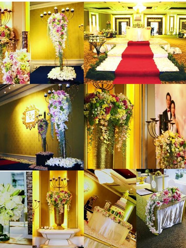 Reception, Flowers & Decor, white, pink, purple, green, Flowers, My sweetest love